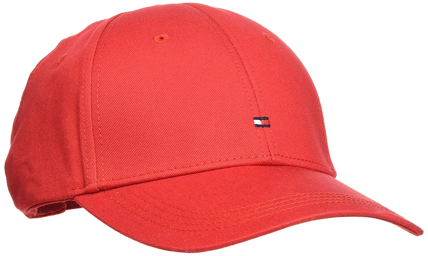 a4c6e33f91399a TOMMY HILFIGER Men's Classic Baseball Cap, Apple Red, ONE: Amazon.com.au:  Fashion