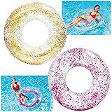 Bóia Transparente Glitter 56274