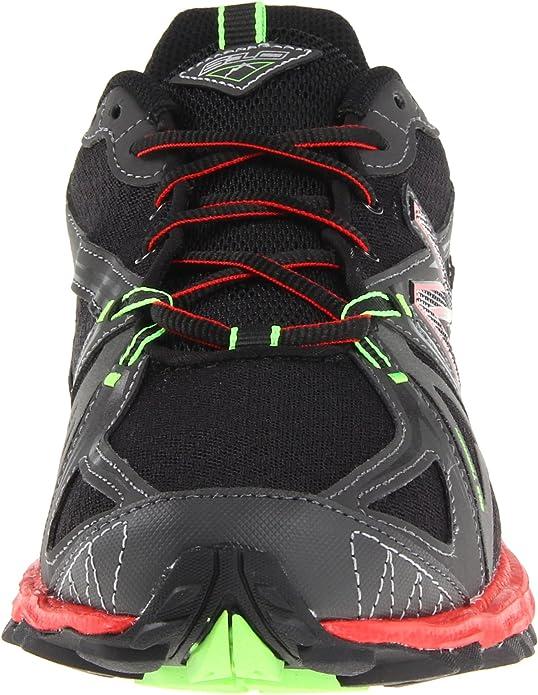 conductor Tratado Benigno  New Balance Mens MT610v2 Trail Running Shoe, Grey/Orange, 9.5 | Trail  Running - Amazon.com