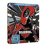 Deadpool  (Steelbook) [Blu-ray]
