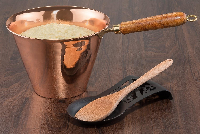 Old Dutch 760 Solid Copper 5 Quart Polenta Pan