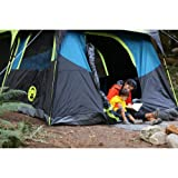 Coleman 2000032730  Camping Tent | 10 Person Dark