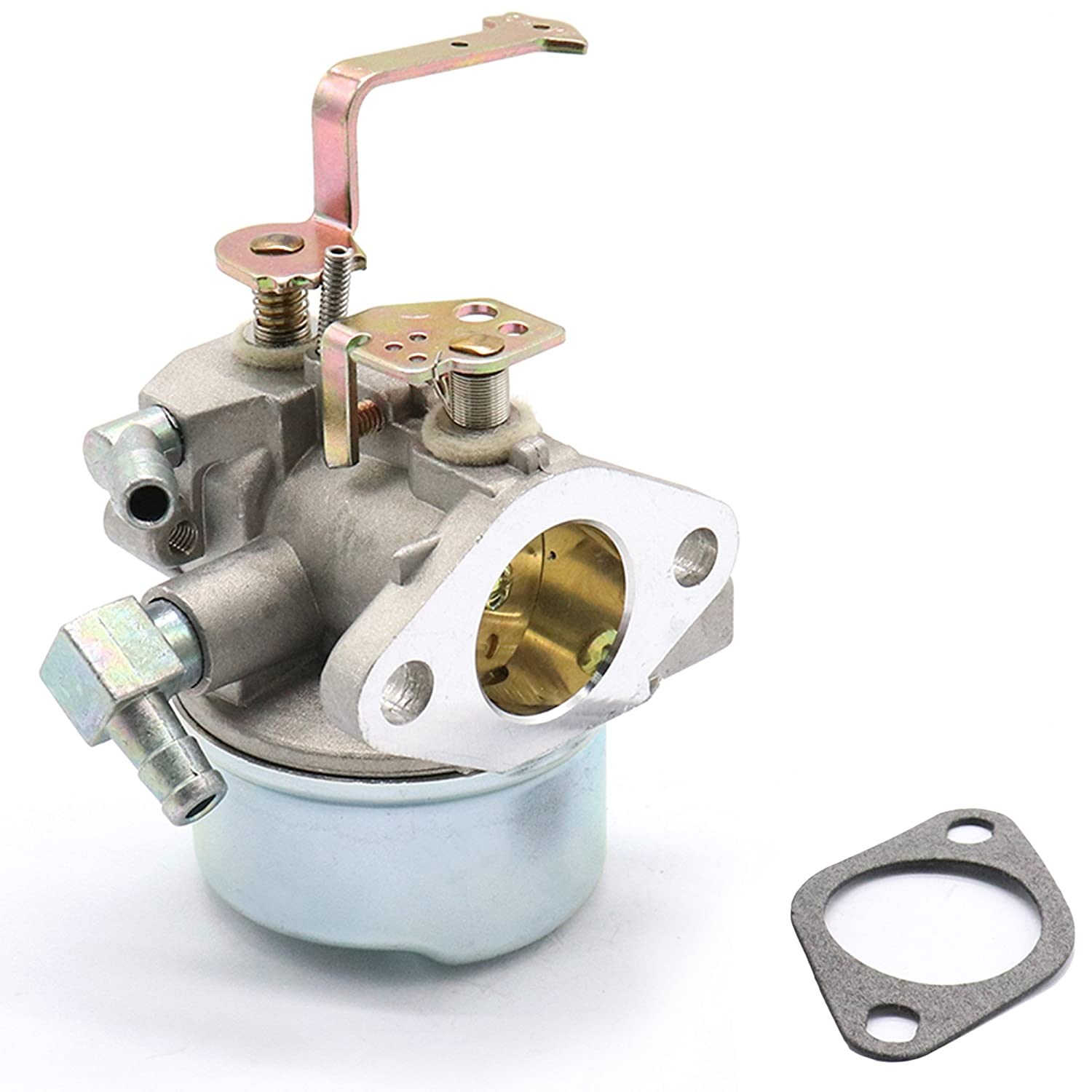 New Carburetor Carb for Tecumseh HM80 HM100 for 640152A 640023 640051 640140 640152 with gasket IZTOR