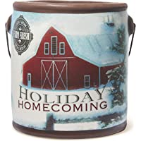 A Cheerful Giver A 20 Oz Holiday Homecoming Fresh Farm Collection Candle