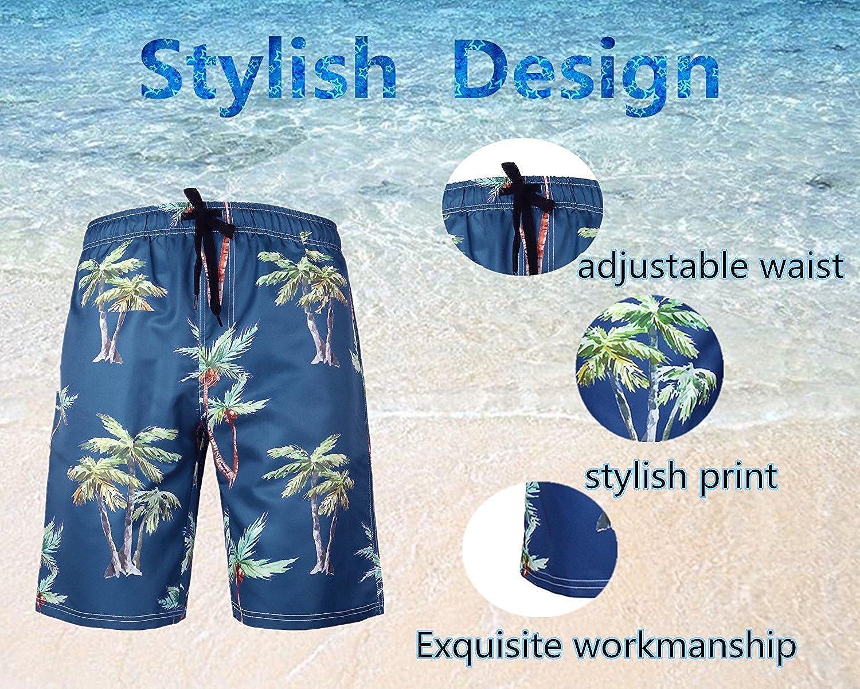 G.Jensen Beach Shorts Bape Mens Ultra-Light Swim Trunks Casual Board Pants