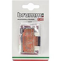 Brumm–Ferrari Caja a Herramientas y elevación de 126C2–1982–Escala