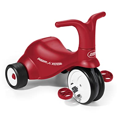 Radio Flyer Scoot 2 Pedal: Toys & Games