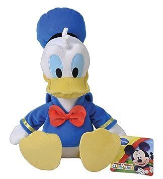 Disney Pato Donald - Peluche 43cm - Calidad super soft: Amazon.es: Juguetes y juegos