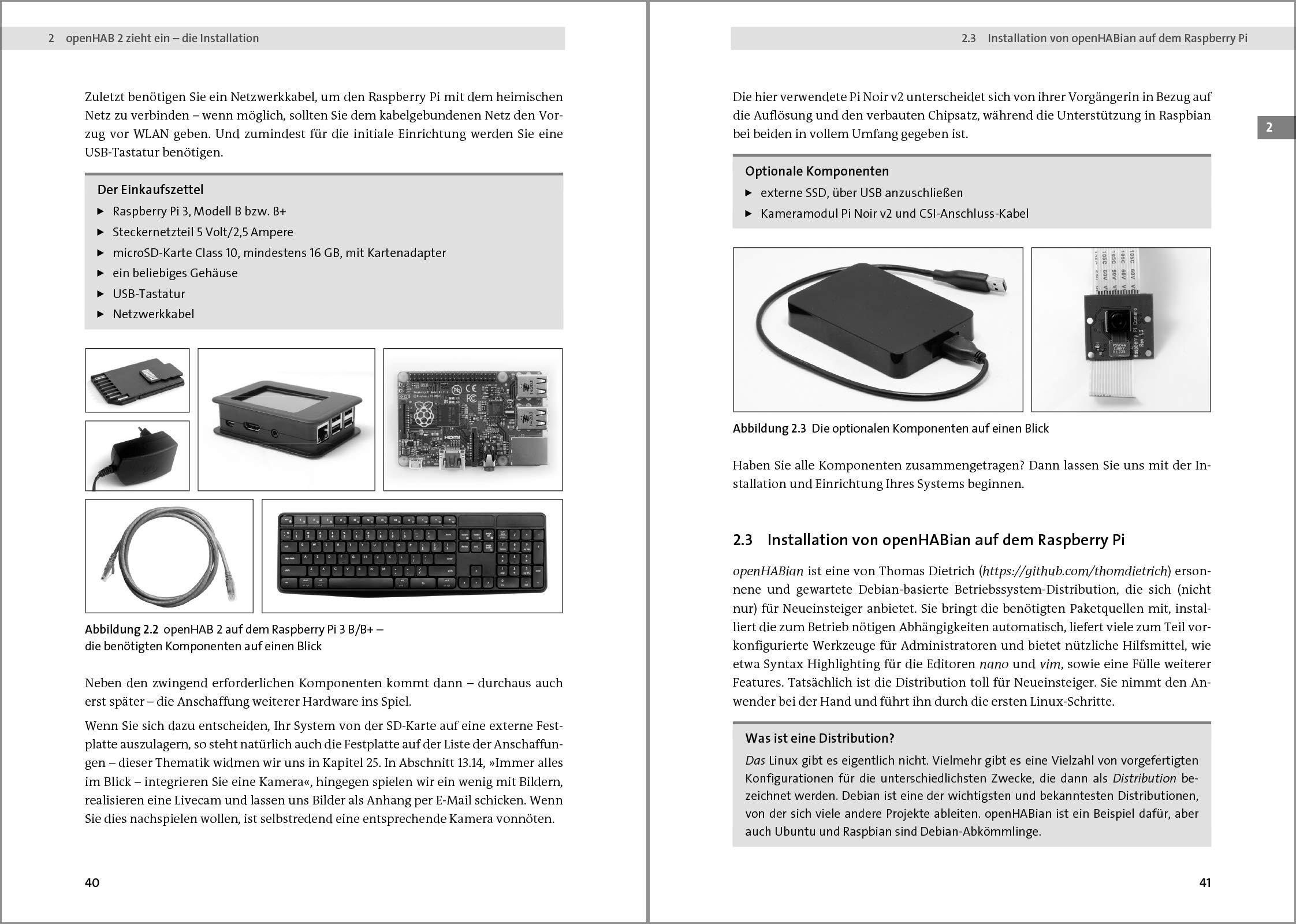 Smart Home mit openHAB 2: 9783836259767: Amazon com: Books