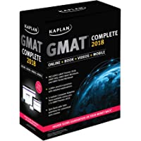 GMAT Complete 2018: The Ultimate in Comprehensive Self-Study for GMAT