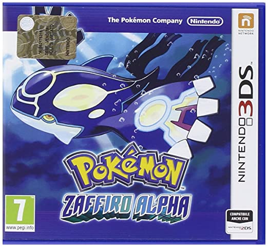 162 opinioni per Pokémon Zaffiro Alpha- Nintendo 3DS
