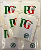 25 x PG Tips - Individual Enveloped Tagged Tea bags