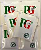 100 x PG Tips - Individual Enveloped Tagged Tea Bags