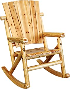Leigh Country TX 95100 Aspen Single Rocker