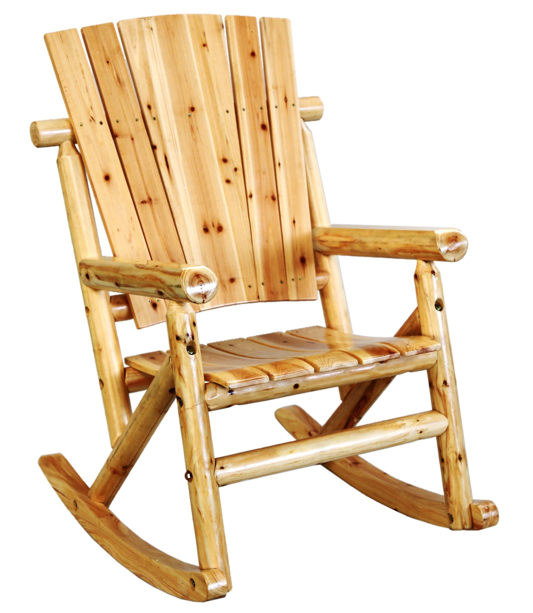 Leigh Country TX 95100 Aspen Single Rocker by Leigh Country