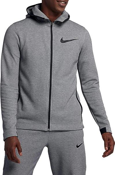: Nike Dry Showtime Full Zip Hoodie Mens: Sports