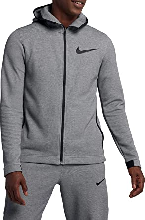 4d8eb346b65a Nike Dry Showtime Full-Zip Hoodie Mens at Amazon Men s Clothing store