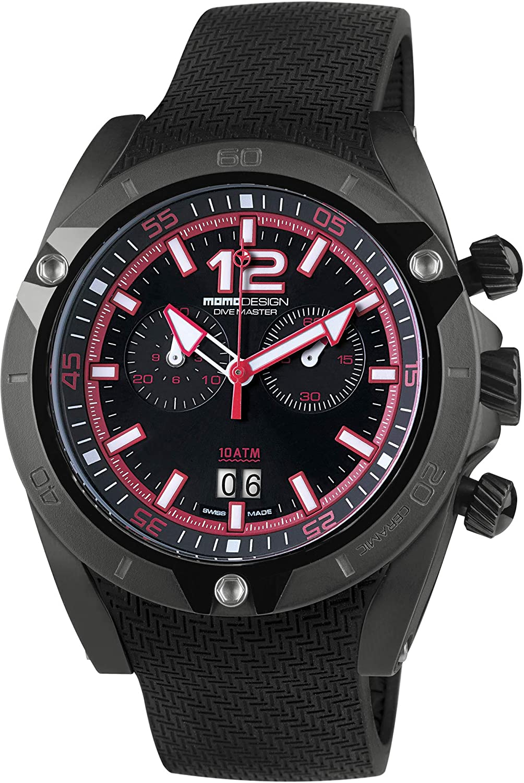 MOMO Design Reloj Informal MD282BK-41