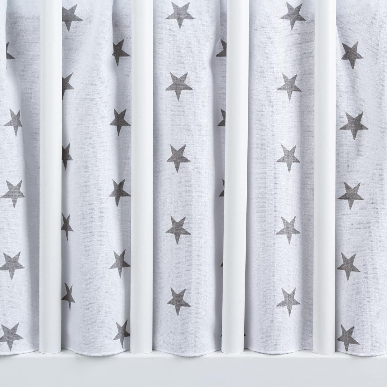 Falda para cuna de 60 x 120 cm.