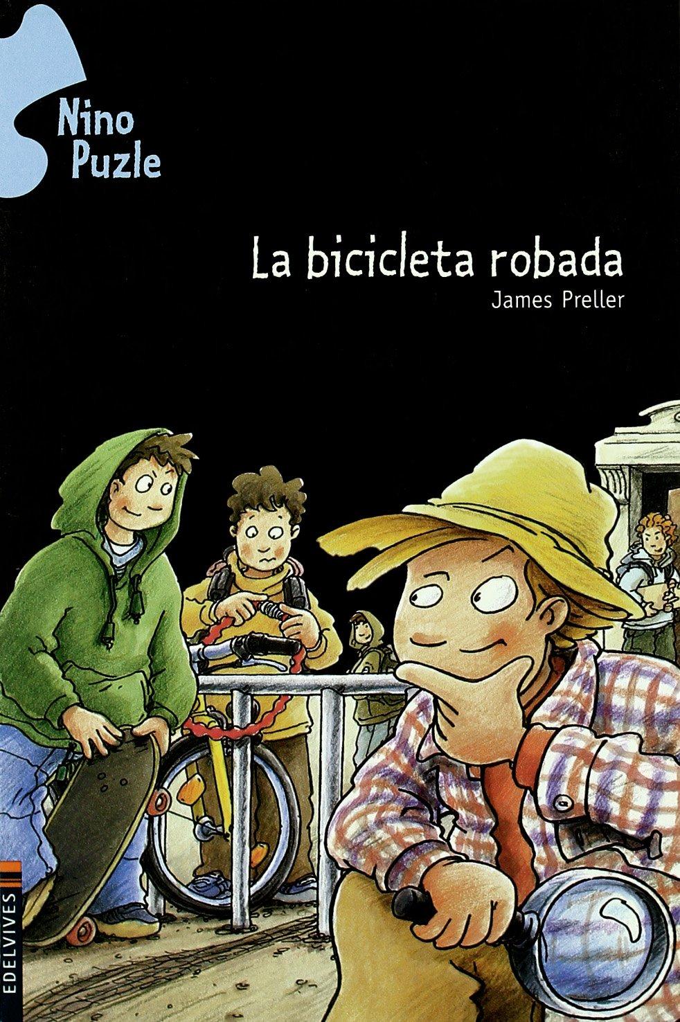 La bicicleta robada (Nino Puzle / Jigsaw Jones Mystery) (Spanish Edition) pdf epub