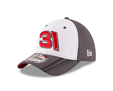 35c6699b771 Image Unavailable. Image not available for. Color  NASCAR Ryan Newman 2016  39THIRTY Stretch Fit Alt Driver s Cap ...