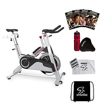 SPINNING Unisex Spinner Sprint Paquete hogar Bicicleta estática ...