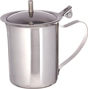 Update International (ESC-10) 10 Oz Stainless Steel Server