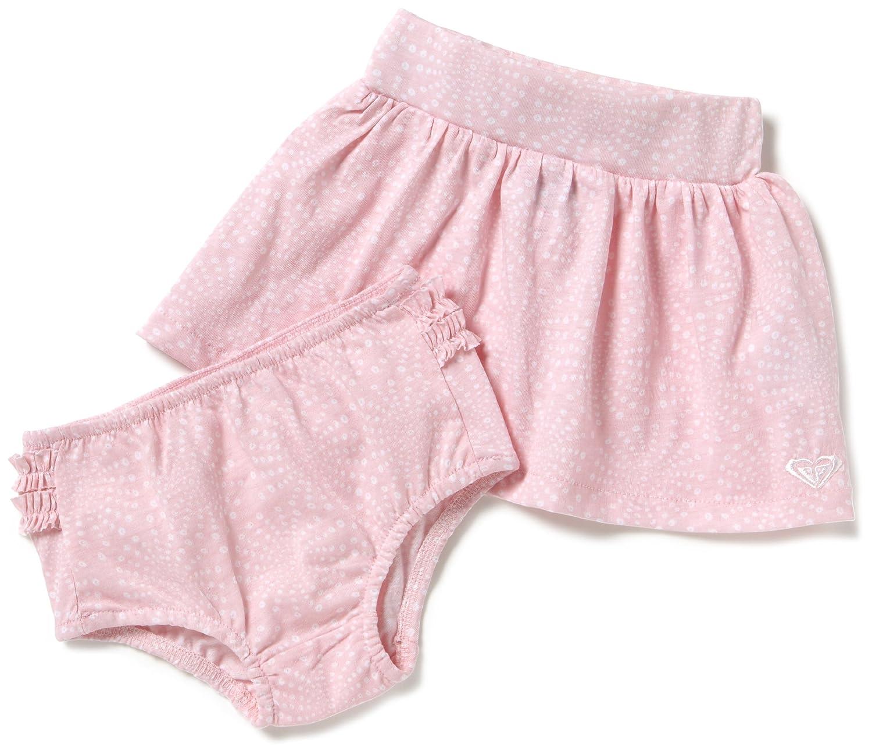 ROXY - Conjunto para niña rosa de 100% algodón, talla: 68cm (6-9 ...