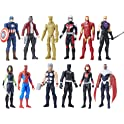 12-Pack Avengers Titan Hero Series Action Figures