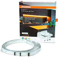 Sylvania Smart Home 74521 Full Color LED Flex Strip, Works with Apple HomeKit and Siri Voice Control, No Hub Required
