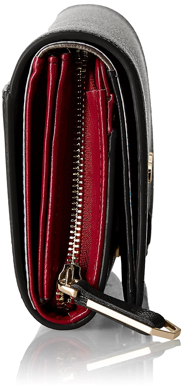 c291a24783 Trussardi Jeans Montblanc Portamonete, 20 cm, Nero: Amazon.it: Valigeria