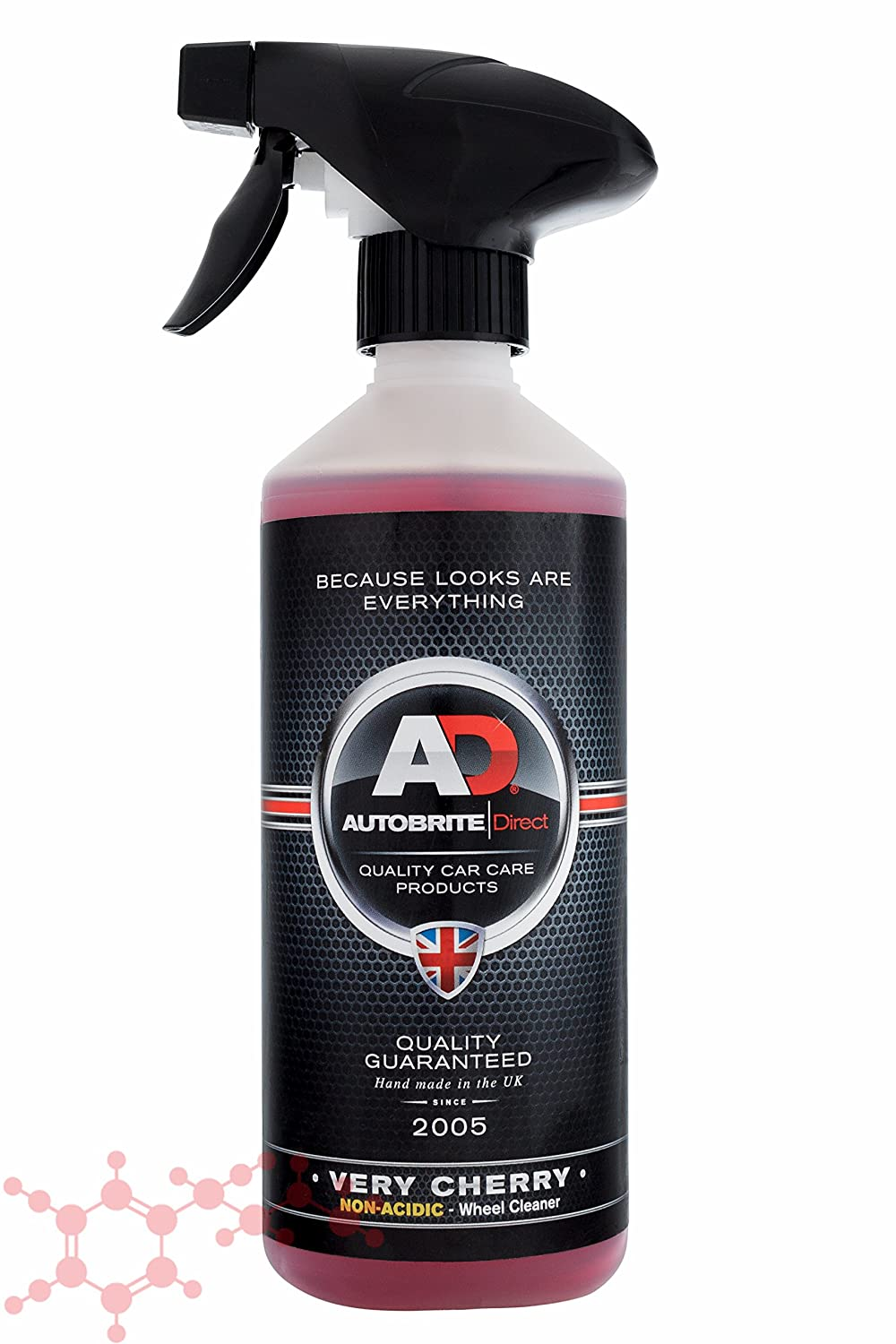 Autobrite Direct Very Cherry Limpiador para ruedas, 500 l: Amazon.es: Coche y moto