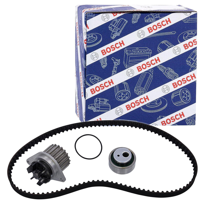 Original Bosch dientes Correa de distribución + Correa de distribución set kit de dientes Bomba de agua: Amazon.es: Coche y moto