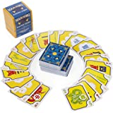 American Mahjong Card Game – The Classic Chinese Tile Game in Playing Card Form - 156-Card Deck for Chinese and Western…