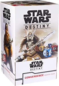 Star Wars: Destiny Convergence Booster Packs Gravity Feed Display (36)
