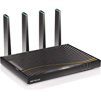 NETGEAR Nighthawk Cable Modem WiFi Router Combo C7500 - Compatible with all Cable Providers including Xfinity by Comcast, Spectrum, Cox |For Cable Plans Up to 400 Mbps | AC3200 WiFi speed | DOCSIS 3.0