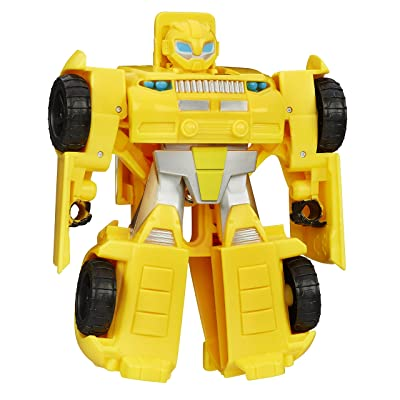 Playskool Heroes Transformers Rescue Bots Bumblebee Figure: Toys & Games