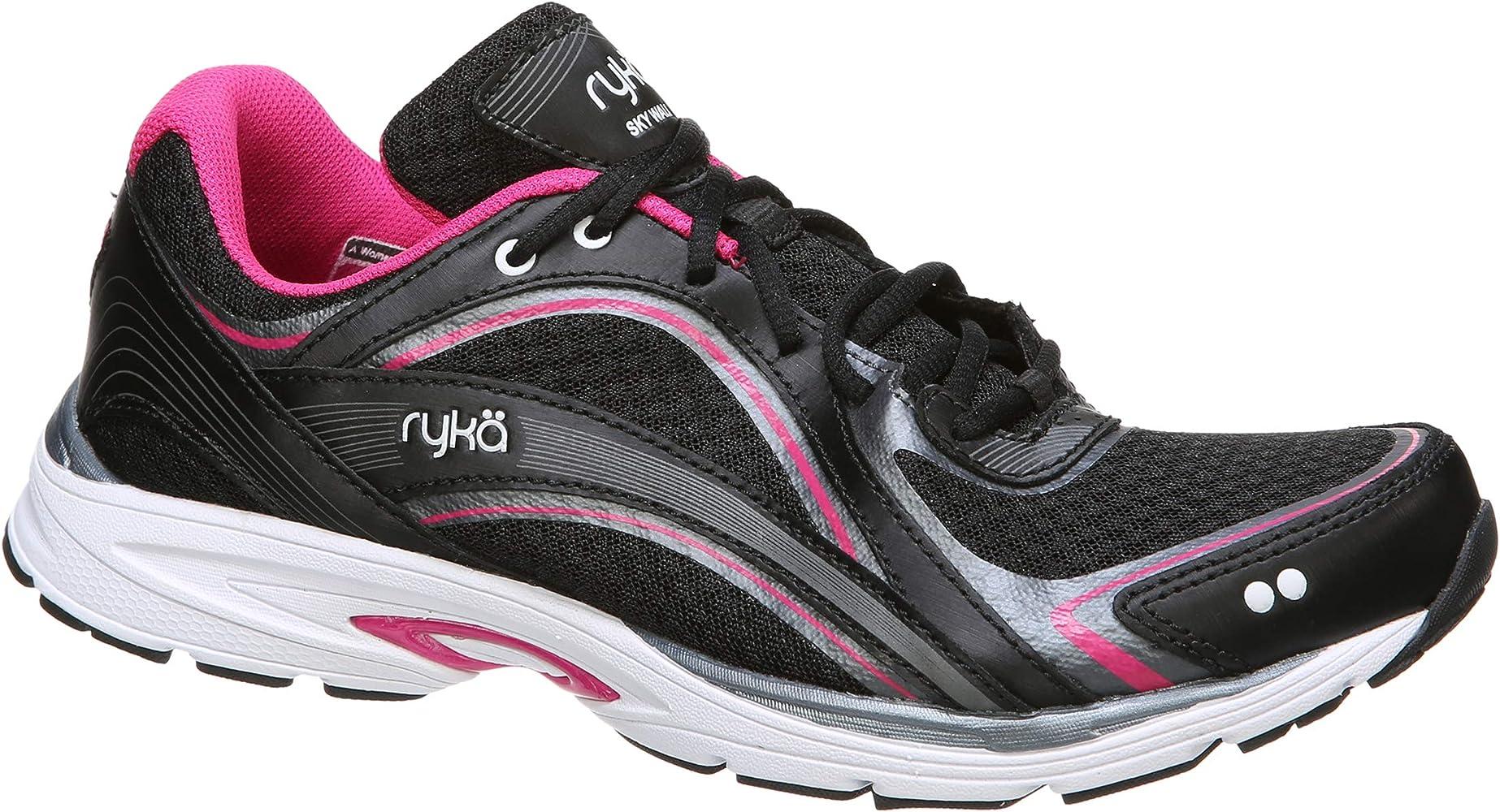 Sky Walking Shoe, Black/Pink