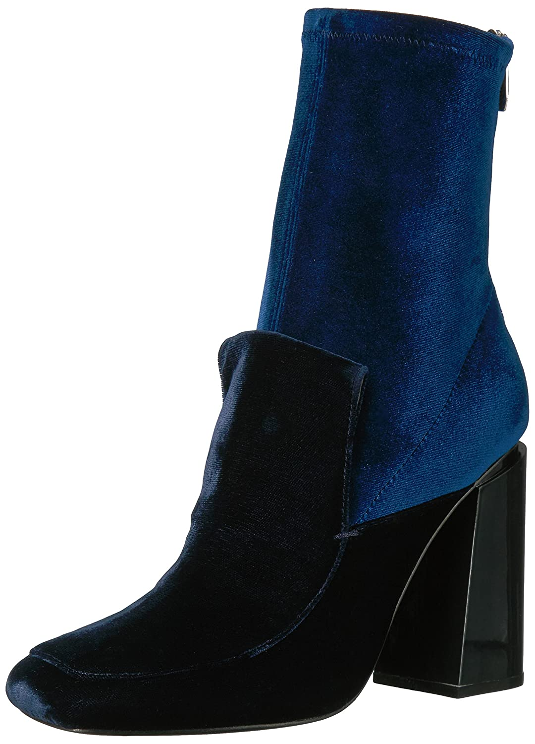 Sigerson Morrison Women's JOANNA2 Ankle Boot B06XCMGRHK 10 B(M) US|Blu Notte