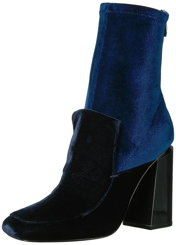 Sigerson Morrison Women's JOANNA2 Ankle Boot B06XCDT5SH 7 B(M) US|Blu Notte