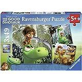 Ravensburger Disney The Good Dinosaur 3x 49pc Jigsaw Puzzles