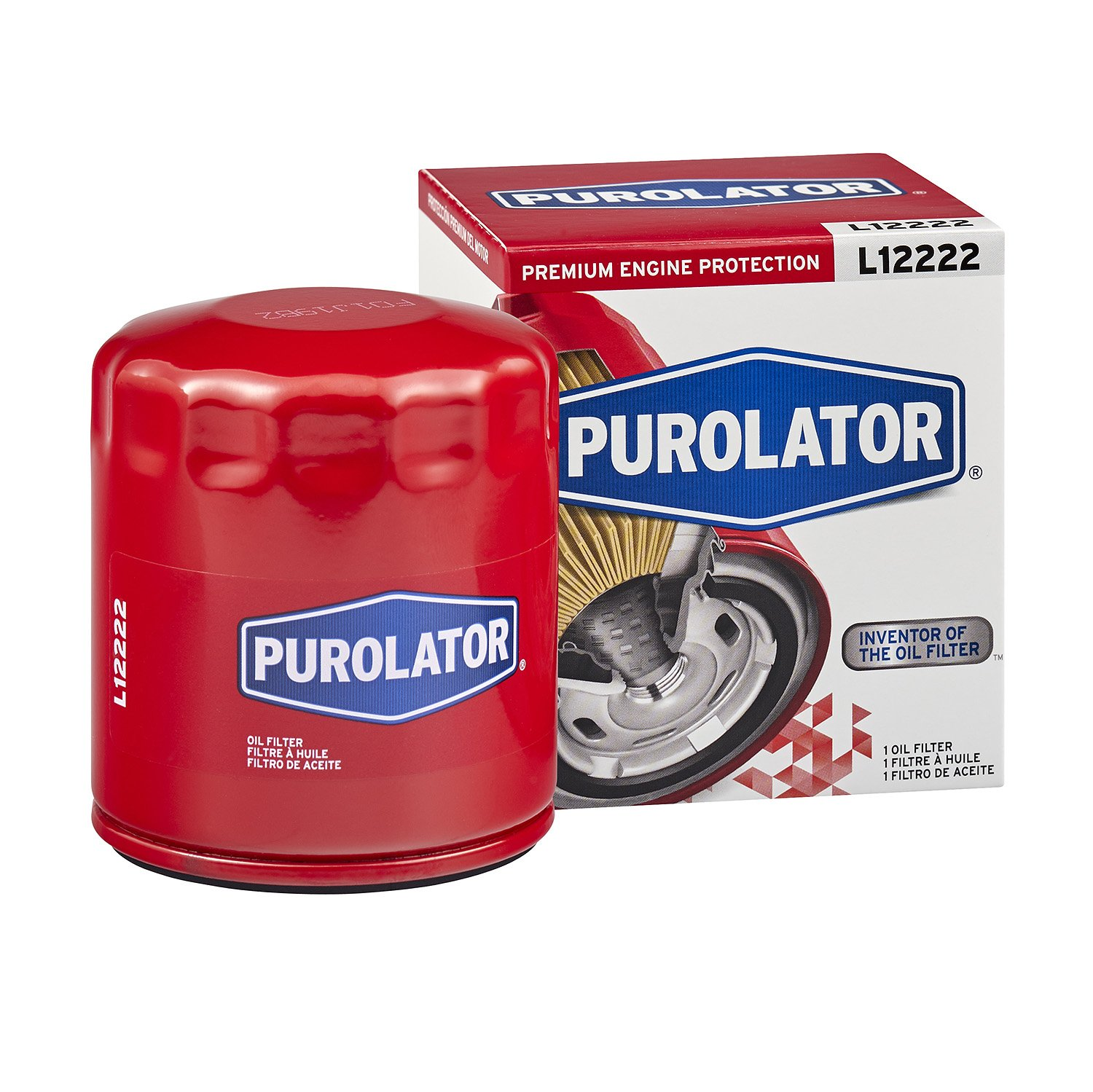 Purolator L12222 Purolator Oil Filter
