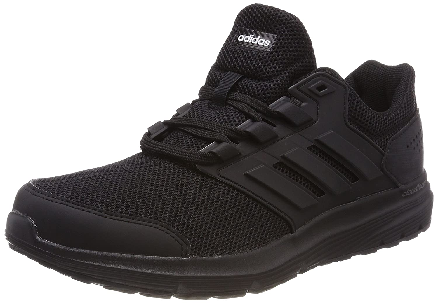watch 47a78 087b8 Amazon.com  adidas Galaxy 4 Mens Adult Running Trainer Shoe BlackBlack   Road Running