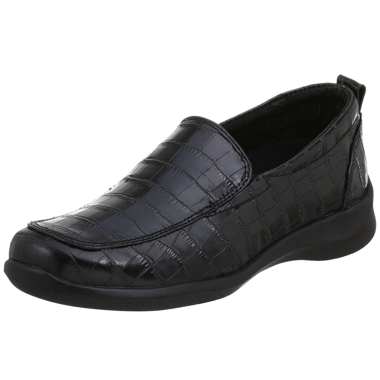 Aetrex Women's E220 Rosalynn Leather Slip-on