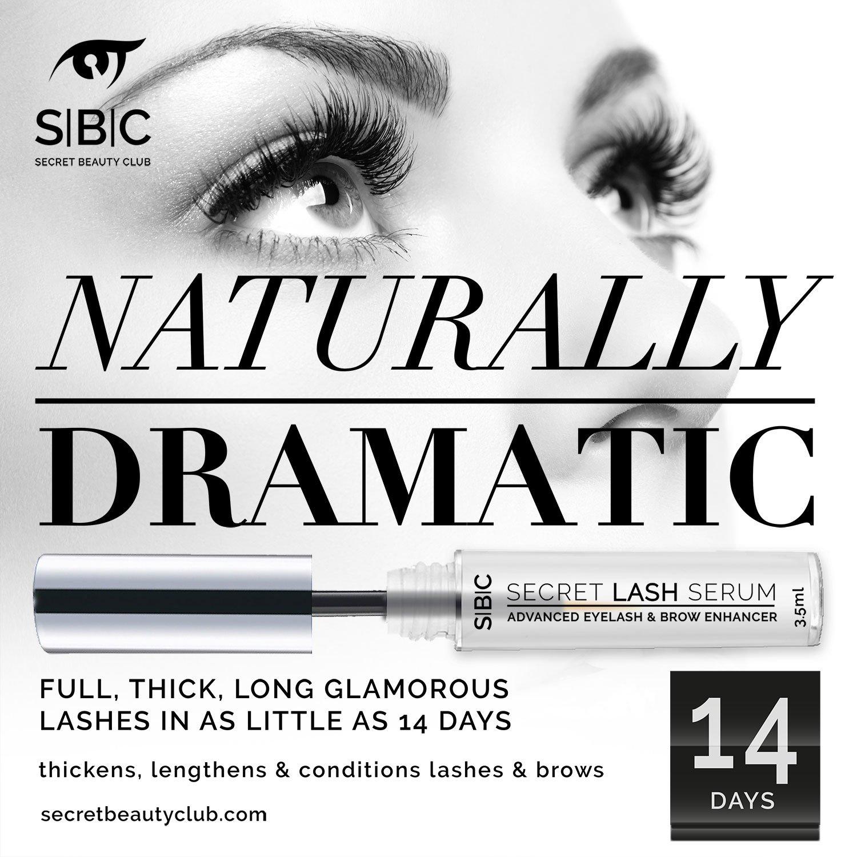 Amazon Eyelash Serum By Secret Beauty Club 1 Way To Repair