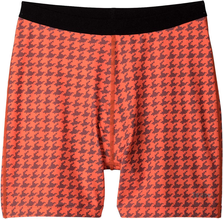 Terry Mixie Liner Under-Skirt Women/'s Moderate Compression Liner Under-Short Garment