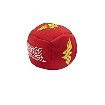 17618505d7568 Zoggs Kids  DC Super Heroes Wonder Woman Single Splash Water Ball -  Red Yellow