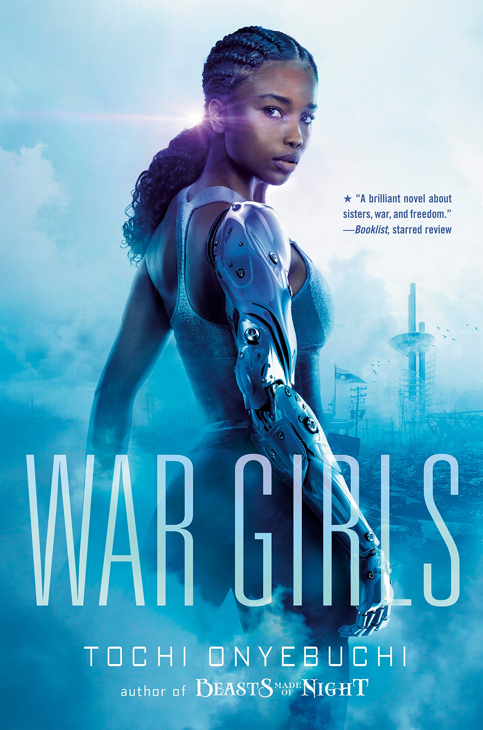 Amazon.com: War Girls (9780451481672): Onyebuchi, Tochi: Books