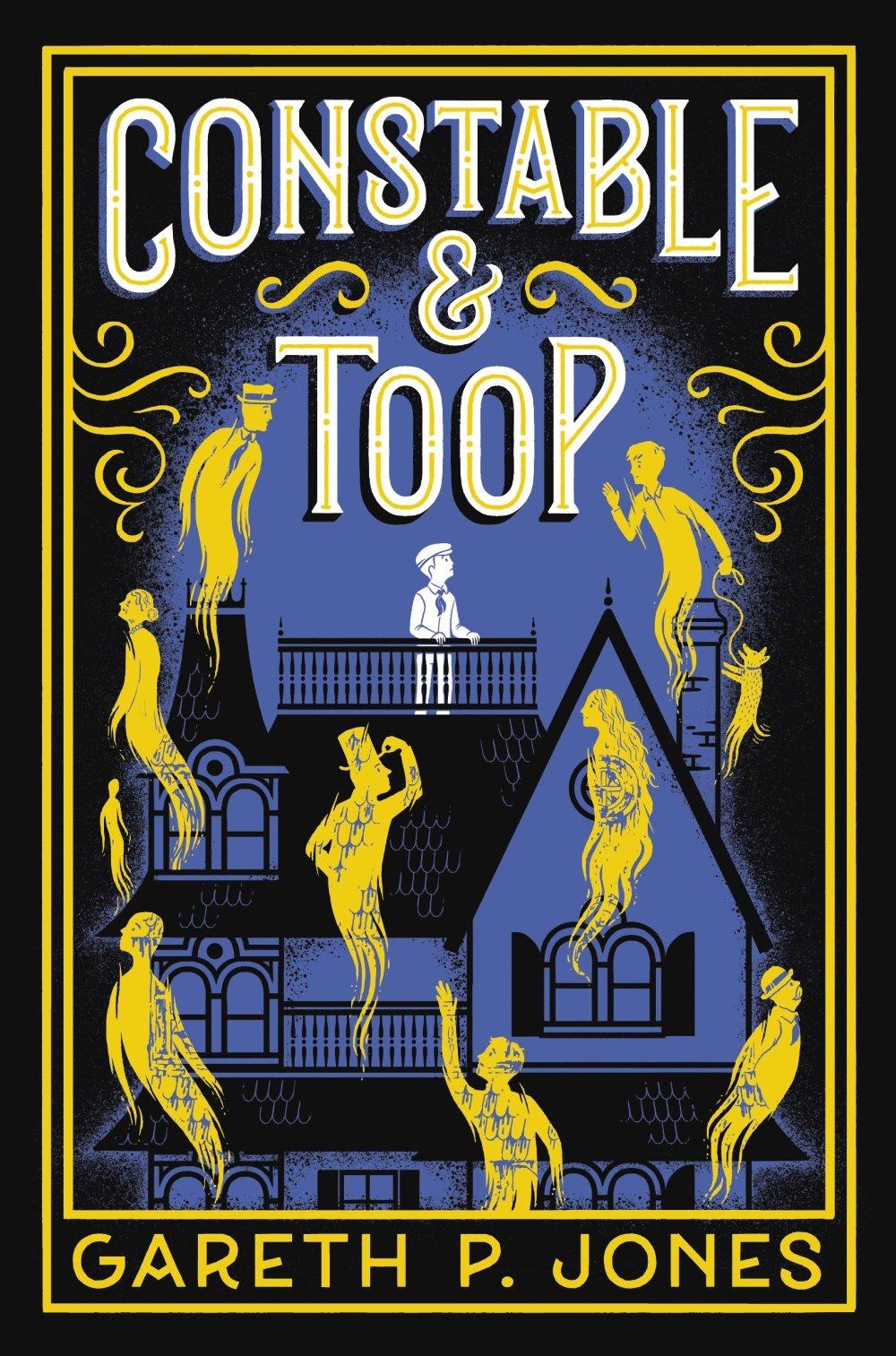 Constable & Toop Literatura Juvenil A Partir De 12 Años - Narrativa Juvenil:  Amazon.es: Gareth P. Jones, Adolfo Muñoz: Libros