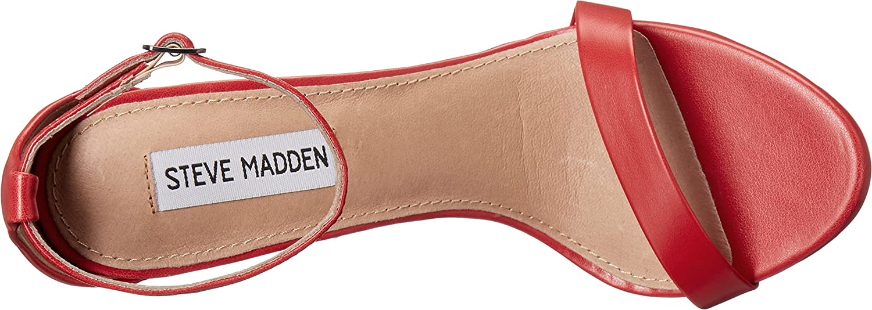 Steve Madden Stecy Stecy Madden Damen Sandale Rot f8354e